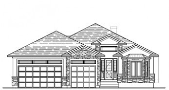 1896 Sq Ft Walkout Bungalow