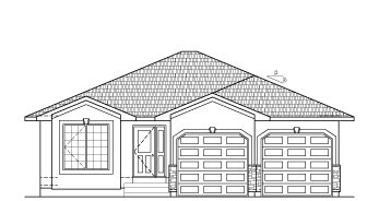 1457 Sq. Ft. Bungalow