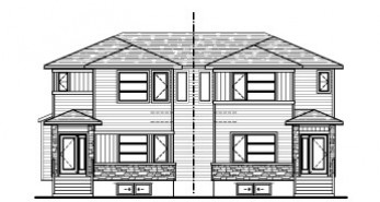 1745 Sq Ft 2 Storey Semi-Detached
