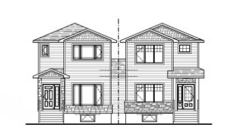 1398 Sq Ft Semi-Detached